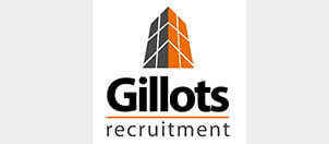gillots recruitment logo